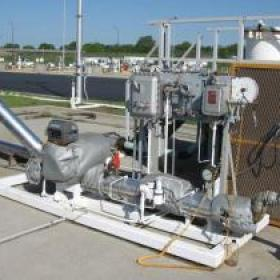 Green Skid Pump Systems