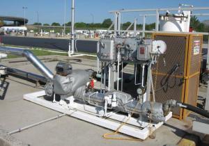 Green Skid Pump Systems - Custom Skid System   Arm-Tex