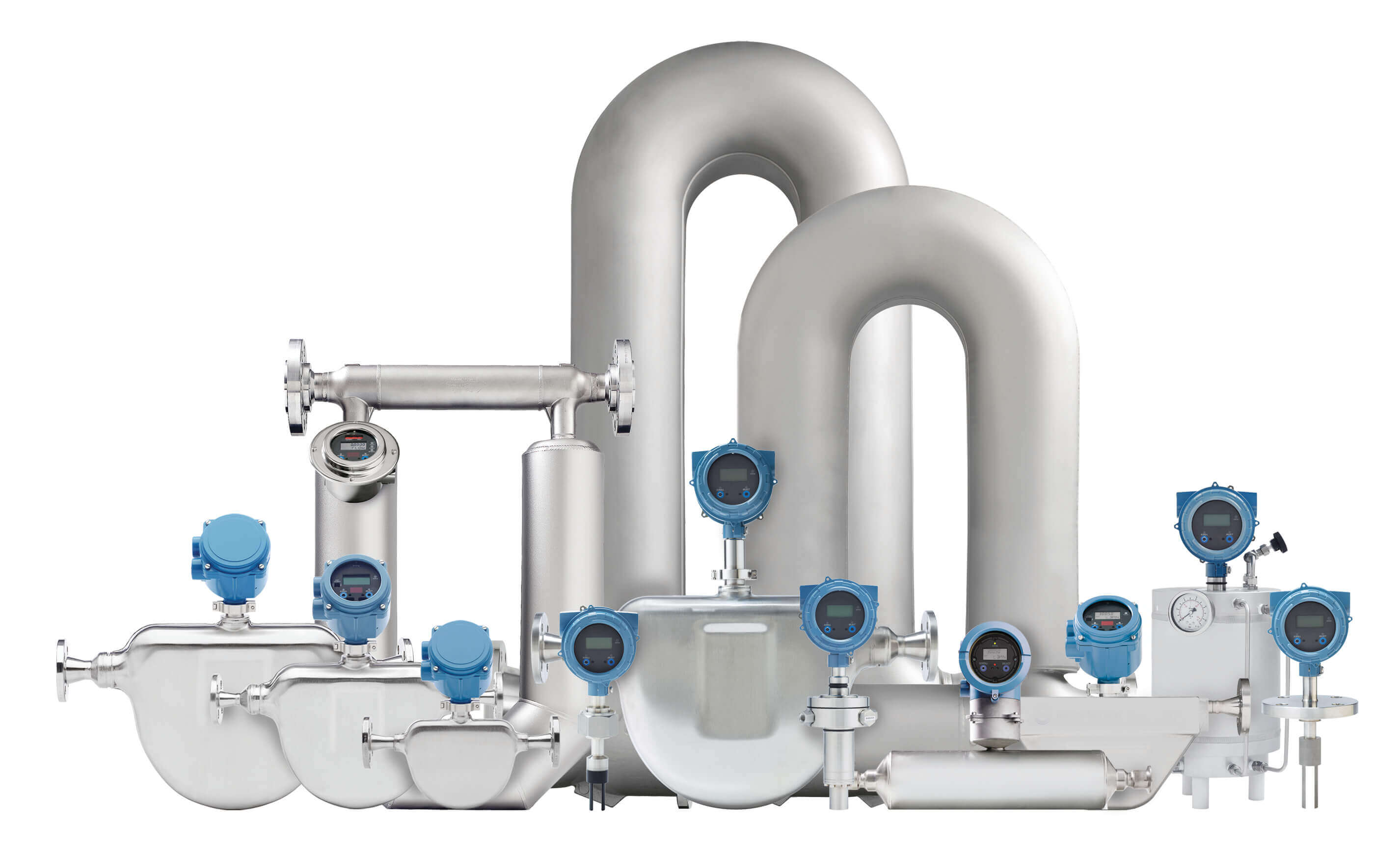 Flow Meters & Indicators