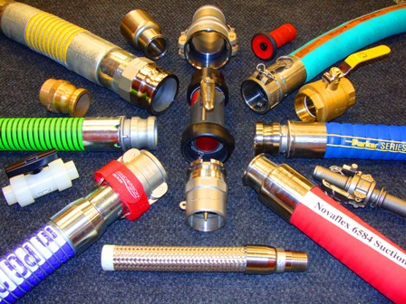 Vapor Recovery Hose Fittings