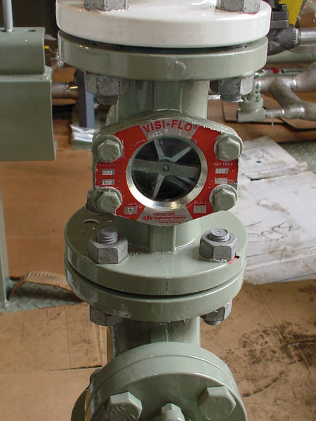 OPW VisiFlo Sight Flow Indicator Valve