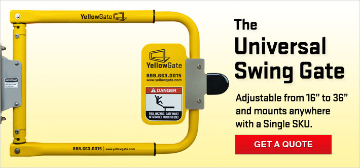 YellowGate Fall Protection Equipment