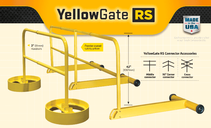 YellowGate RS Handrail
