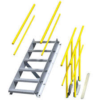 ErectaStep - 6-Step Ladder/Tower - Extension
