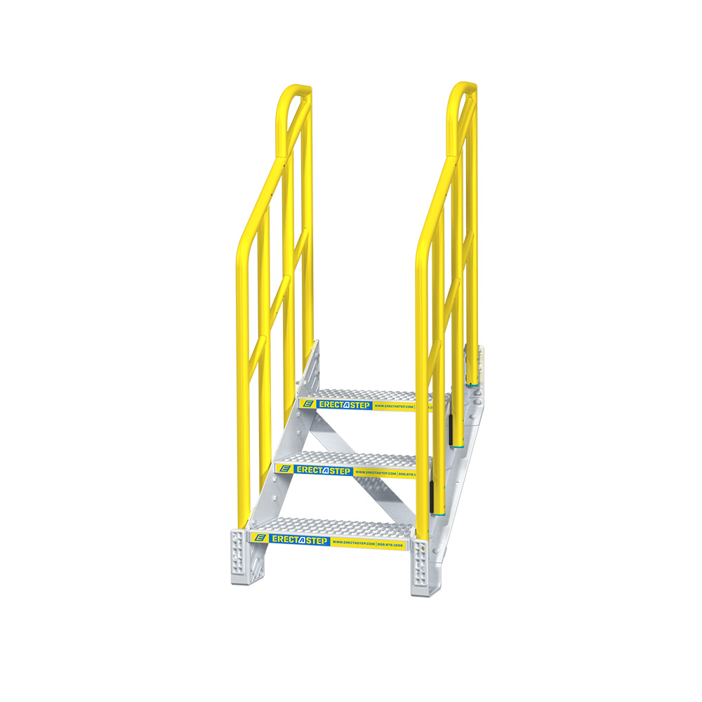 ErectaStep - 3-Step Stair - Base