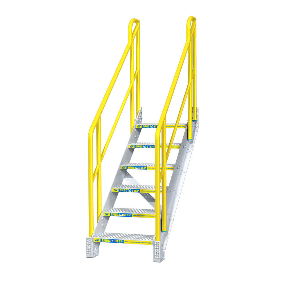 ErectaStep - 6-Step Stair - Base